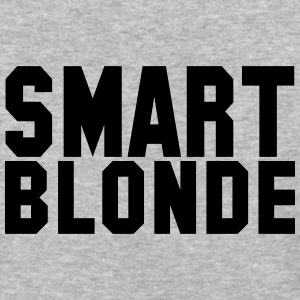 smart_blonde T-Shirts - Baseball T-Shirt