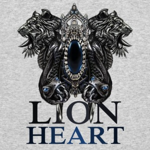 Lion Heart T-Shirts - Men's 50/50 T-Shirt