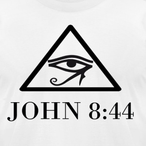 EYE OF HORUS T-Shirts - Men's T-Shirt by American Apparel