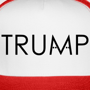 ANTI DONALD TRUMP KKK  Sportswear - Trucker Cap