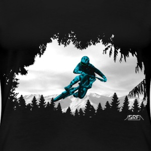Mountain rider T-Shirts - Women's Premium T-Shirt