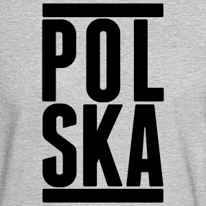polska Long Sleeve Shirts - Men's Long Sleeve T-Shirt