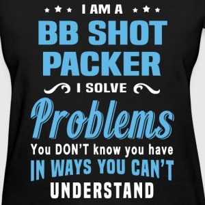 Bb Shot Packer - Women's T-Shirt