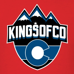 KCO New Logo Clear Background.png T-Shirts - Men's T-Shirt