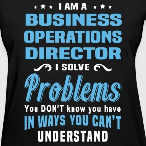 Business Operations Director - Women's T-Shirt