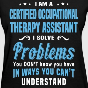 Certified Occupational Therapy Assistant - Women's T-Shirt