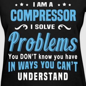 Compressor - Women's T-Shirt