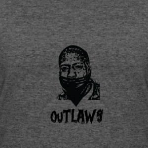 Free the Outlaws - Women's 50/50 T-Shirt