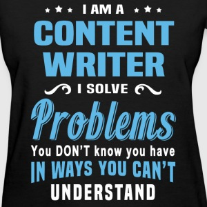 Content Writer - Women's T-Shirt