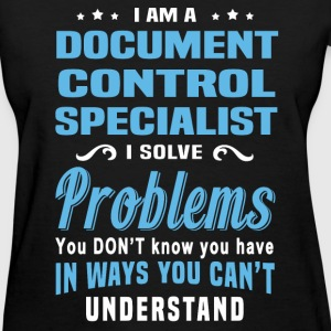 Document Control Specialist - Women's T-Shirt