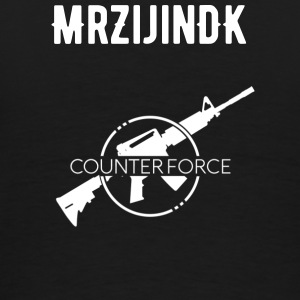 CounterForce Team Shirt (MRZijinDK) - Men's Premium T-Shirt