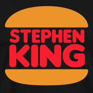 Stephen King T-Shirts - Men's Premium T-Shirt