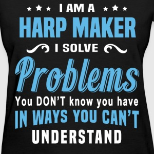 Harp Maker - Women's T-Shirt