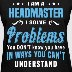 Headmaster - Women's T-Shirt