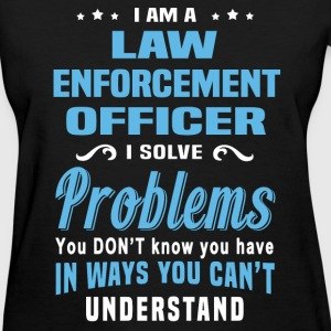 Law Enforcement Officer - Women's T-Shirt