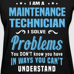 Maintenance Technician - Women's T-Shirt