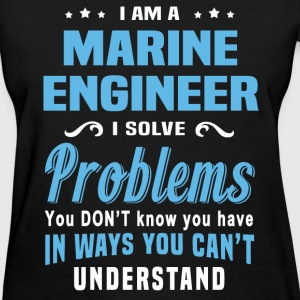 Marine Engineer - Women's T-Shirt