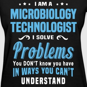 Microbiology Technologist - Women's T-Shirt