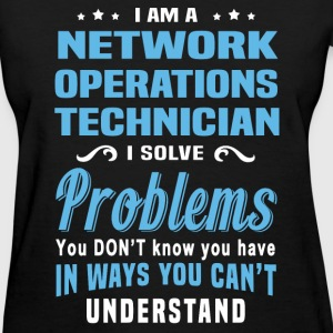 Network Operations Technician - Women's T-Shirt