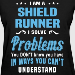 Shield Runner - Women's T-Shirt