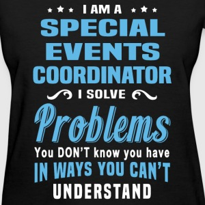 Special Events Coordinator - Women's T-Shirt