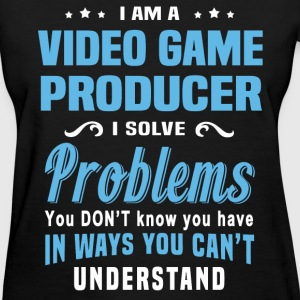 Video Game Producer - Women's T-Shirt