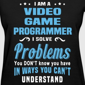 Video Game Programmer - Women's T-Shirt