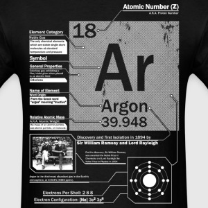 Argon Ar 18 Element t shirt - Men's T-Shirt