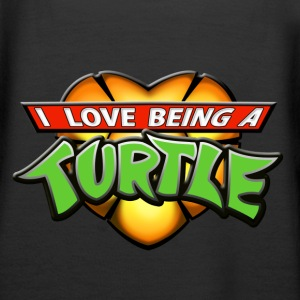 I Love Being A Turtle! Hoodies - Women's Premium Hoodie