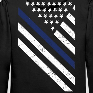Thin Blue Line Exclusive - Men's Premium Hoodie
