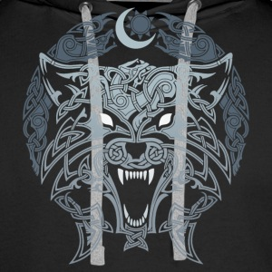 WOLVES OF RAGNAROK - Men's Premium Hoodie