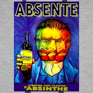 Absinthe Multi Head Shirt - Men's Premium Hoodie