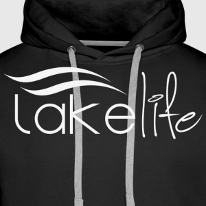 Lake Life sweatshirt - Men's Premium Hoodie