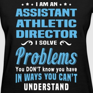 Assistant Athletic Director - Women's T-Shirt