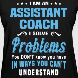 Assistant Coach - Women's T-Shirt