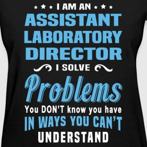 Assistant Laboratory Director - Women's T-Shirt