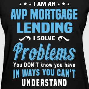 AVP Mortgage Lending - Women's T-Shirt