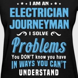 Electrician Journeyman - Women's T-Shirt