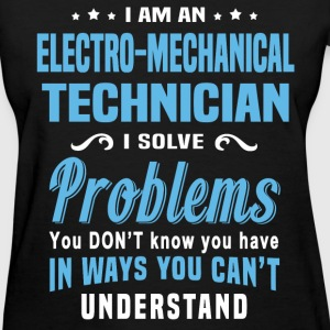 Electro-Mechanical Technician - Women's T-Shirt