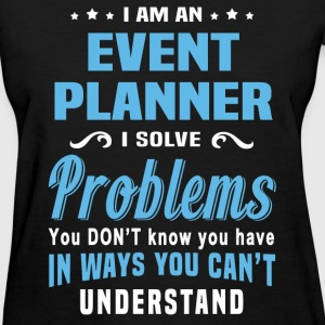 Event Planner - Women's T-Shirt