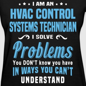 HVAC Control Systems Technician - Women's T-Shirt