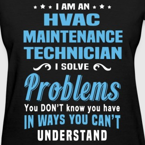 HVAC Maintenance Technician - Women's T-Shirt
