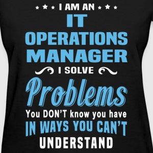 IT Operations Manager - Women's T-Shirt