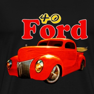 40 Ford Pickup Mens Reg & Big - Men's Premium T-Shirt