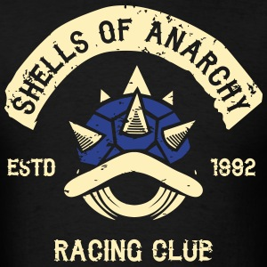 Shells of Anarchy - Men's T-Shirt