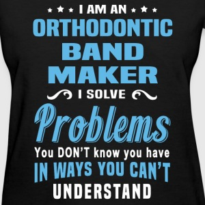 Orthodontic Band Maker - Women's T-Shirt