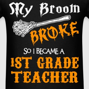 1st Grade Teacher - Men's T-Shirt