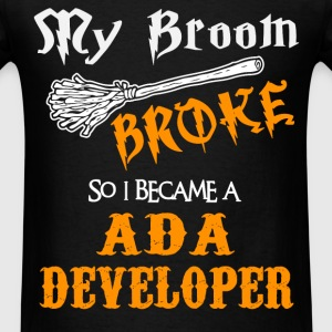 Ada Developer - Men's T-Shirt