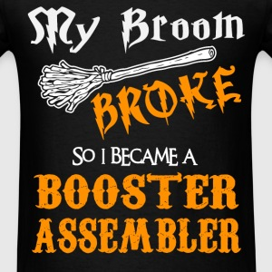 Booster Assembler - Men's T-Shirt
