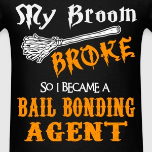Bail Bonding Agent - Men's T-Shirt